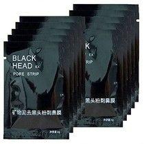 10 Stück Black Head Peel Off Maske Porenreinigung Gesichtsmaske