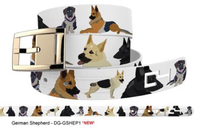 English Tack Shop - C4 German Sheppard Belt, $44.95 (http://www.englishtackshop.com/c4/)