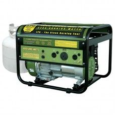 Sportsman 4,000-Watt Clean Burning LPG Portable Propane Generator with RV Outlet