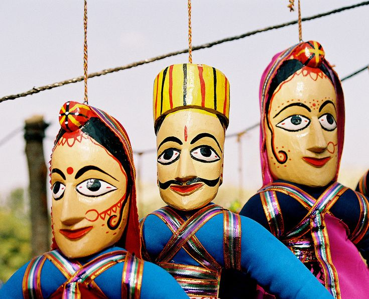 where to buy rajasthani puppets - Google Search