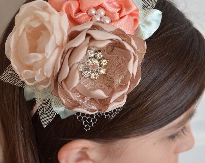 M s de 25 ideas incre bles sobre flores de tela hechas a mano en pinterest flores de tela - Flores de telas hechas a mano ...