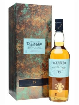 Talisker Whisky 1977 / 35 Year Old £525
