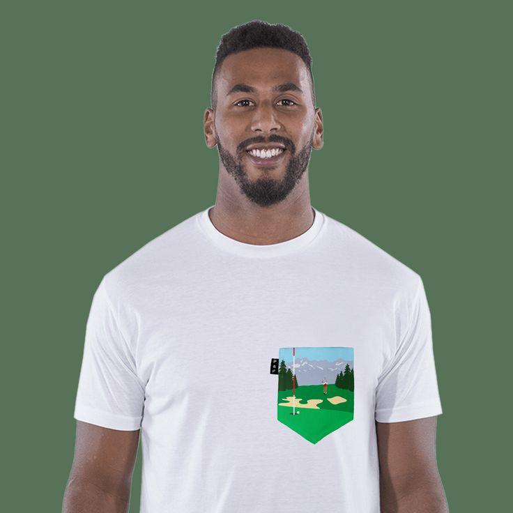 Men's clothing・Pocket tee・Golf・Sports・Summer・Montreal ❖ Vêtements pour hommes・Col rond・Chandail à poche・Golf・Sport・Été・Montréal