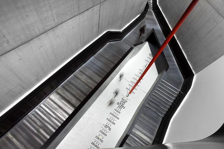 MAXXI, Roma, 2010 - Zaha Hadid Architects