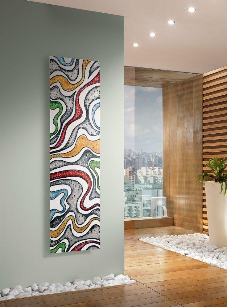 Frame Corallo - Artwork Mariano Moroni