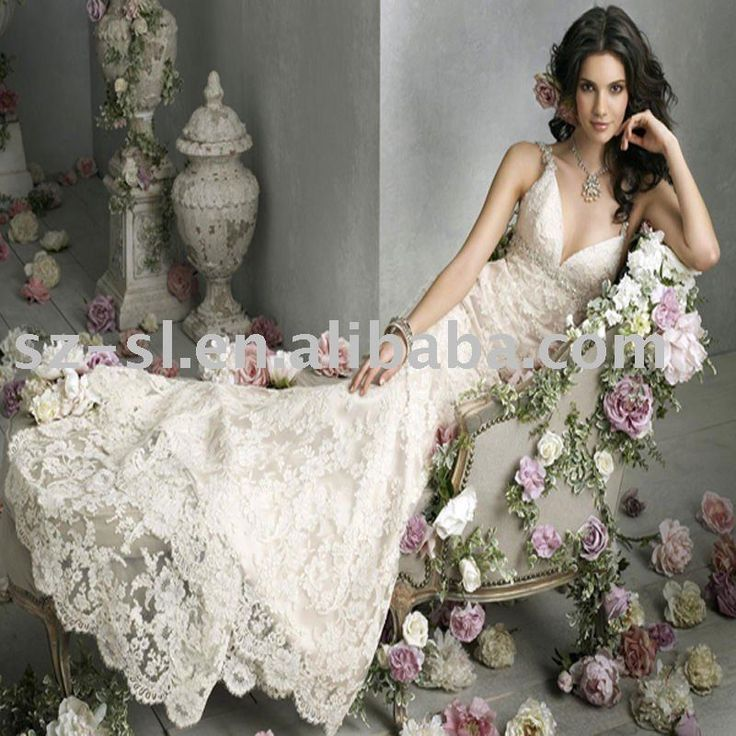 Superb Vintage lace wedding dresses are very elegant Get you inspired with these beautiful collections of elegant vintage wedding dresses designed with lace