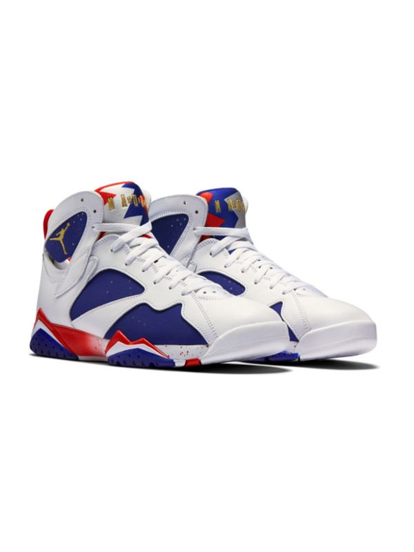 "AIR JORDAN 7 RETRO ""TINKER ALTERNATE OLYMPIC"" 304775-123"