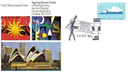 1973 First Day Cover