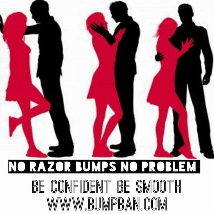 No razor bumps no problem try now best Shaving Irritation Treatment tool for more details visit - www.thebumpban.com
