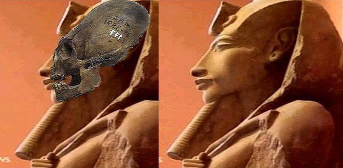 "El Faraón Extraterrestre ""Akenaton""."