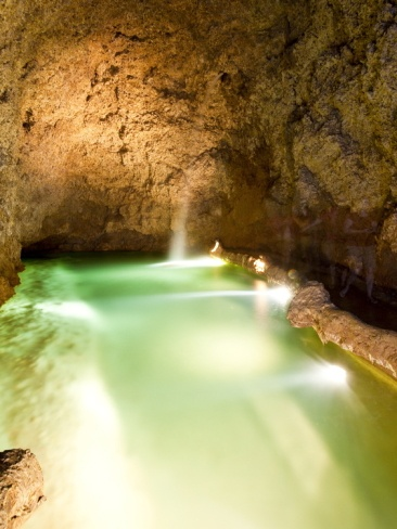 Harrison's Cave, Barbados, Windward Islands, West Indies, Caribbean, Central America