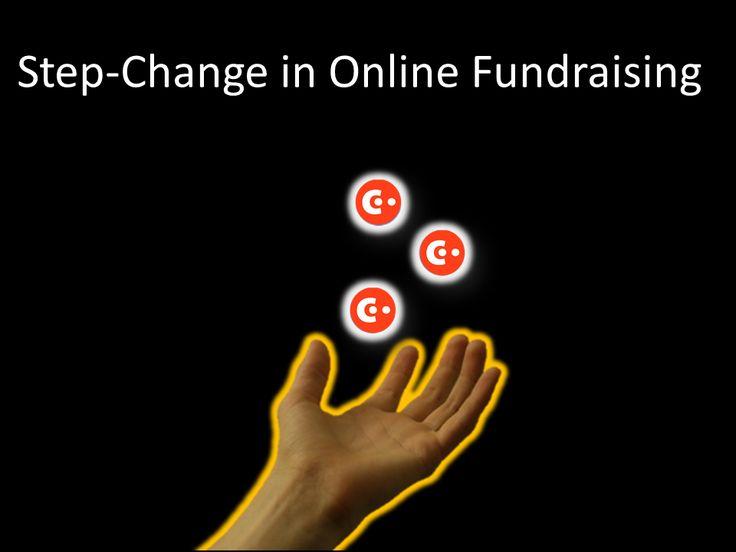 The Blue Dog Scientific Blog: A Paradigm Shift for Fundraising Online. Part 1. #ATsocialmedia #charity #nonprofit