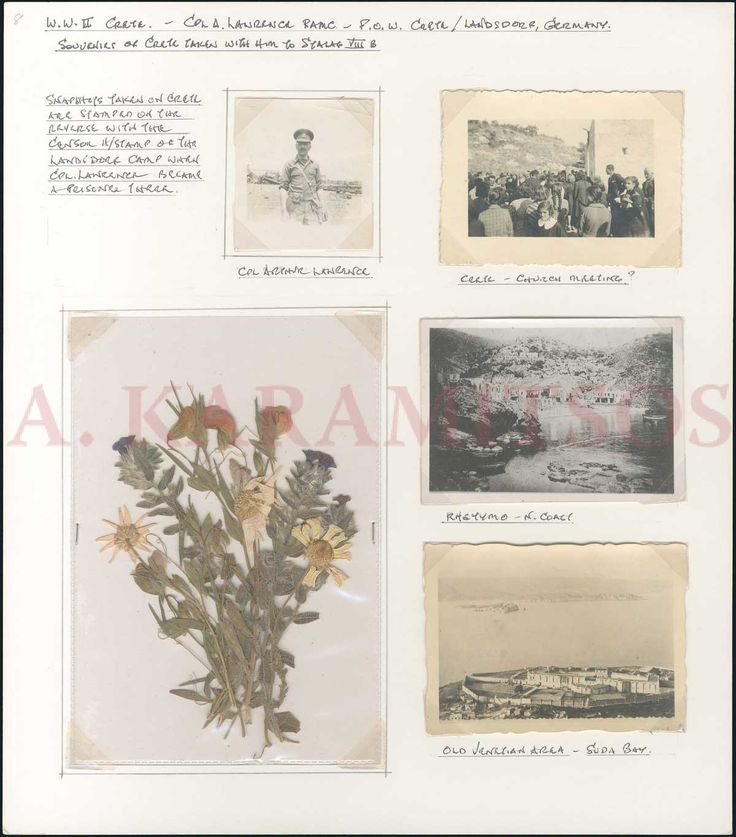 Comprehensive collection dealing with the postal history of Greece in WWII, through mail covers of that period presented along with additional relevant historical information, photographs, note-books and sketch maps.