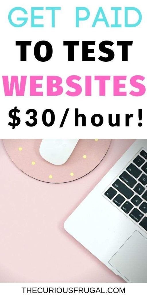 Test websites from home – these companies will pay you to be a usability tester!