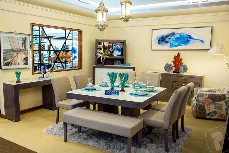 Comedor gris urban placencia muebles comedores for Comedores en concepcion