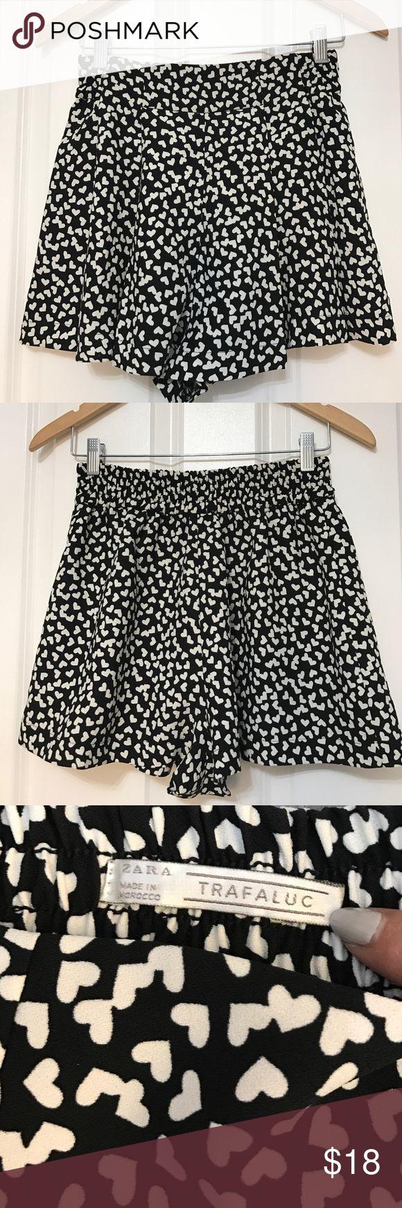 Zara Shorts Cute and flirty Zara shorts Zara Shorts