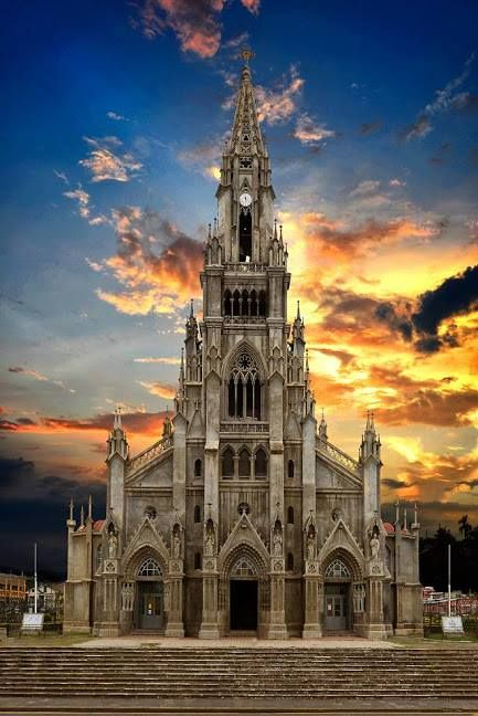 Cathedral of San Isidro of crowned, Costa Rica