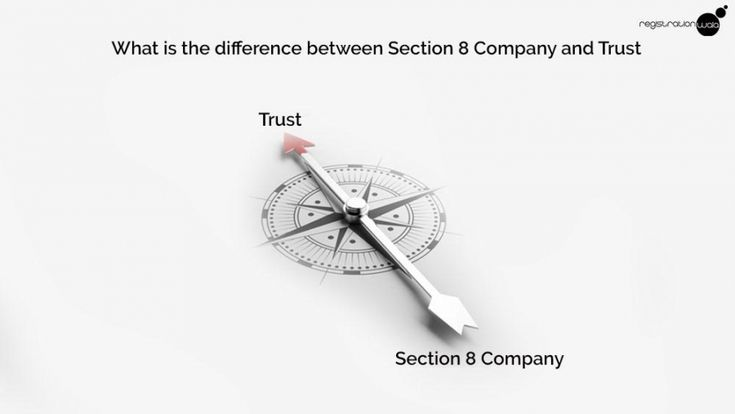 Here are some points which helps you to determine difference between Section 8 Company and Trust https://goo.gl/q682jD  #Section8CompanyRegistration, #TrustRegistration
