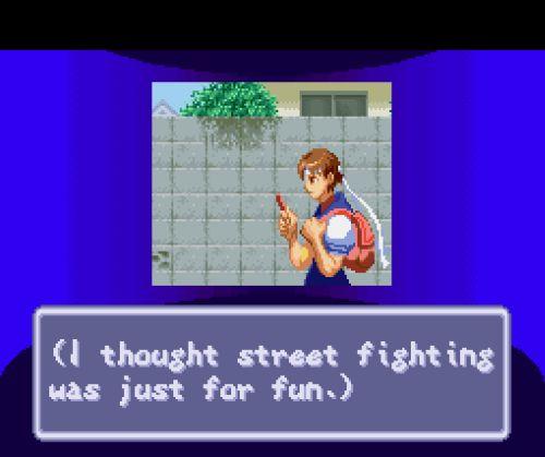 "caterpie: "" Street Fighter Alpha 2 (1996) """
