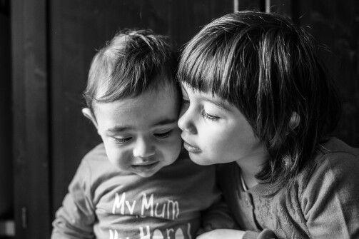 #beautiful#kids#kisses#portrait#kidportraits#love#phography#togheter#rossaranciofotografia