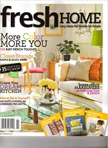 Fresh Home Magazine - Home Design