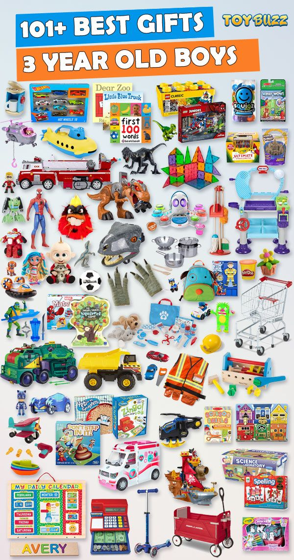 Gifts For 3 Year Old Boys 2019 List Of Best Toys 3