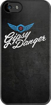 Pacific Rim Jaeger, Gipsy Danger. I want this cover phone!