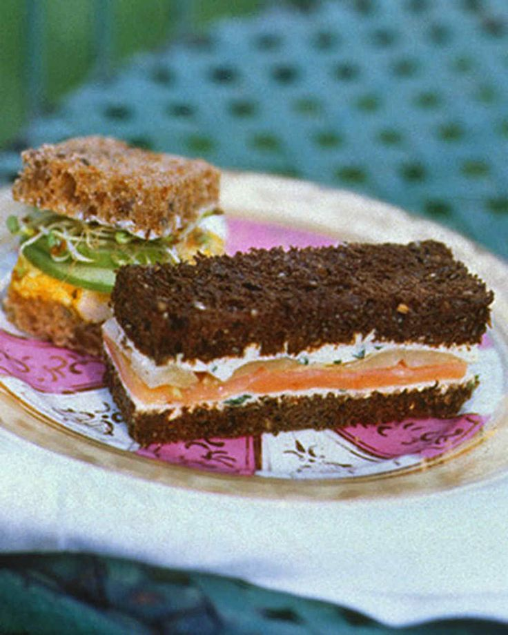75 best hors d 39 oeuvres images on pinterest appetizer for Club sandwich fillings for high tea