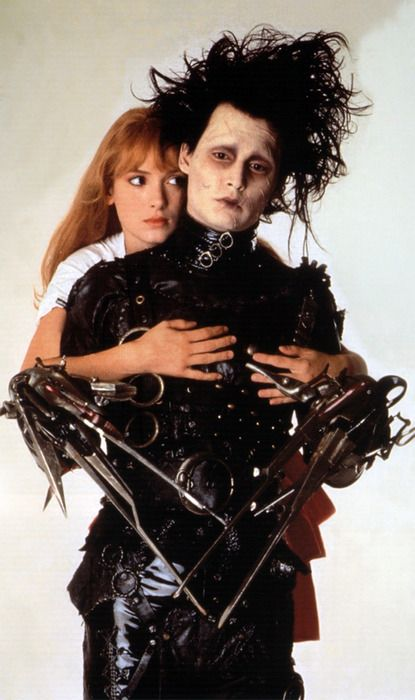 ,: Johnny Depp, Edwardscissorhand, Winona Ryder, Scissorhands 1990, Edward Scissorhands, Tim Burton, Favorite Movie, Johnnydepp, Timburton