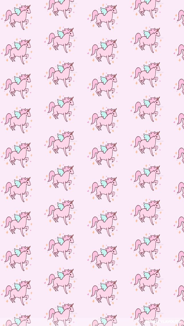 pink_cute_unicorns.png (640×1136)