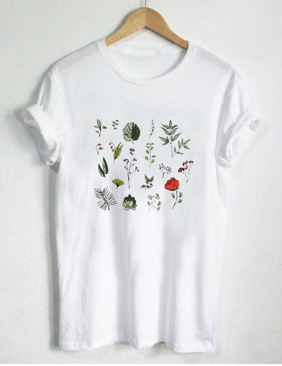 Aesthetic embroidery shirt men