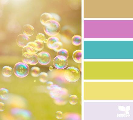 Summer Spectrums - http://design-seeds.com/index.php/home/entry/summer-spectrums