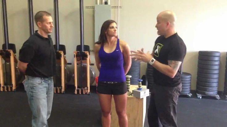 Triathlon training workout body mechanics