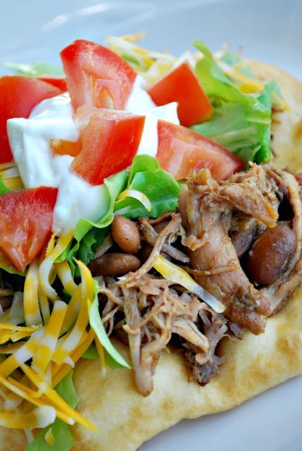 Just Another Day in Paradise: Pork and Bean Chalupas