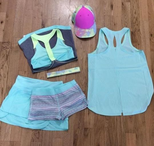 what did you pack for practice? | ivivva Old Orchard
