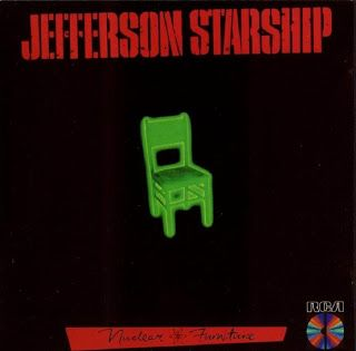 """On The Road Again: Jefferson Starship """"Nuclear Furniture"""""""