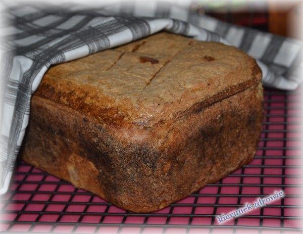 kierunek zdrowie: Chleb żytni na zakwasie - codzienny, prosty