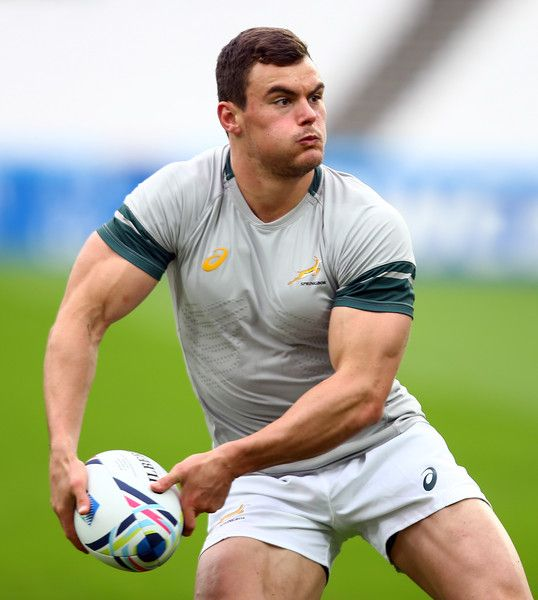 RWC 2015: Springboks Captains Run And Media Conference