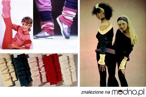 80's fashion come back