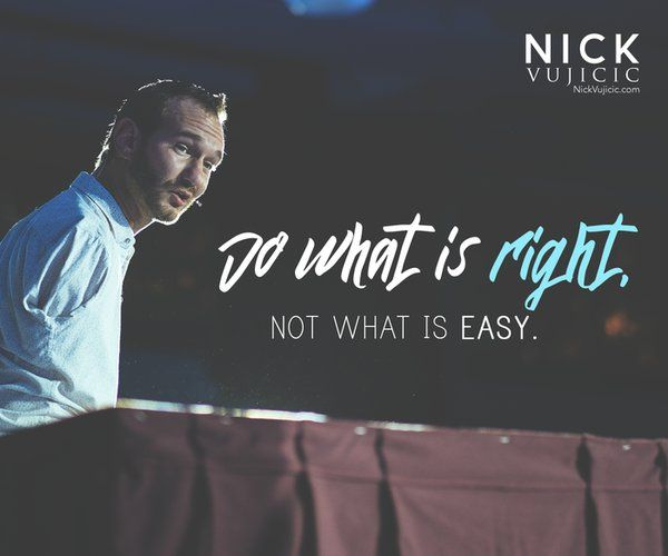 Nick vujicic - Twitter Search