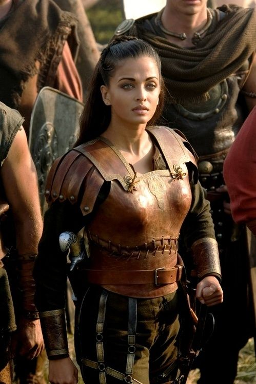 Actress Aishwarya Rai Bachchan from The Last Legion (2007).