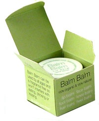 Fragrance Free Lip Balm. You can use this on newborn babies.