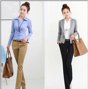 business casual for young women interview - Google Search