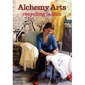 Chic recycling craft ideas  http://www.alchemyarts.org/