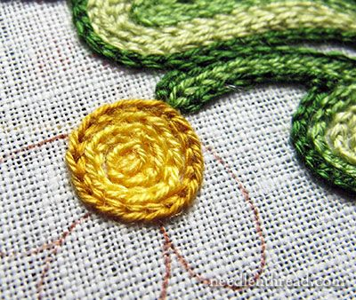 Tambour Embroidery: Learning Odds & Ends – Needle'nThread.com
