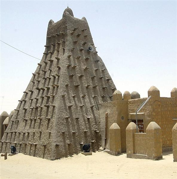 Tombouctou . Mali