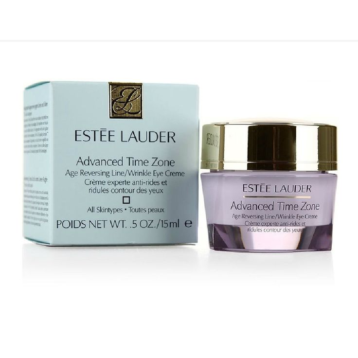 Estee Lauder Advanced Time Zone 0.5-ounce Age Reversing Line & Wrinkle Eye Creme