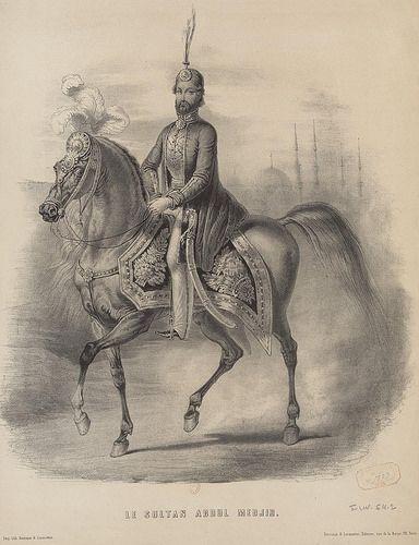 SULTAN ABDUL MEJID I Sultan ABdülmecid (25) | by OTTOMAN IMPERIAL ARCHIVES