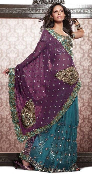 Desi Fashion Collection: Bollywood Saree