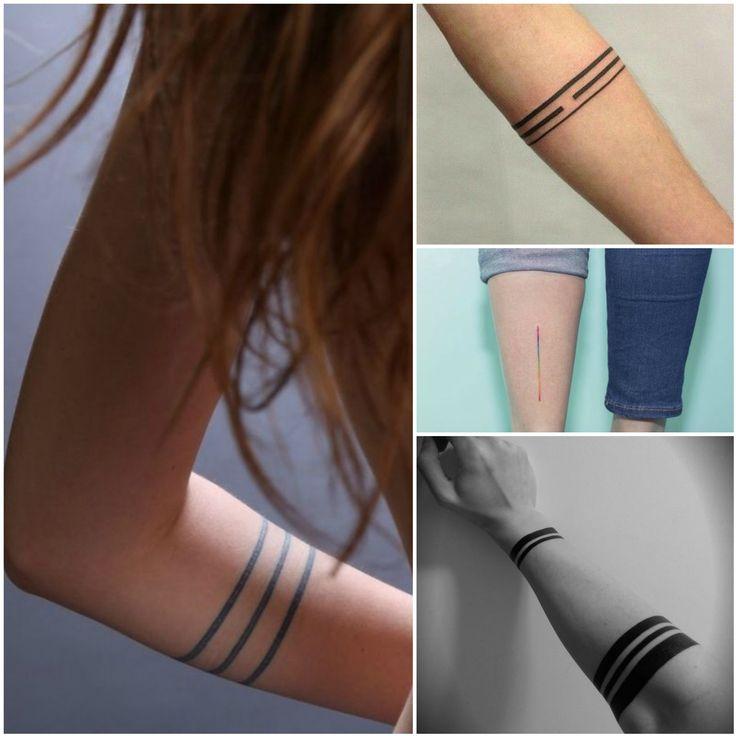 lineas tatuajes